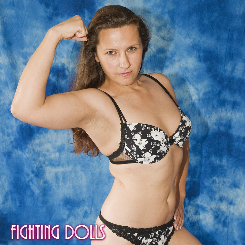 Antonia - Trib Dolls - Exclusive Real Female Tribbing and